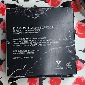 Artist Couture Makeup - Artist Couture Purple Dream Diamond Glow Powder
